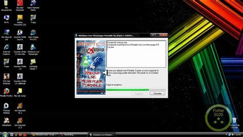 tutorial xp portable descargar windows live messenger 8 5 portable no necesita