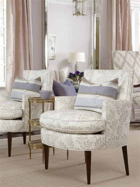 Patterned Chairs Living Room by Photo Page Hgtv