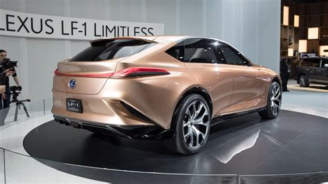 Lexus Lf 1 Limitless 2020 by Lexus Lf 1 Limitless Concept Shows How Future Flagship Suv