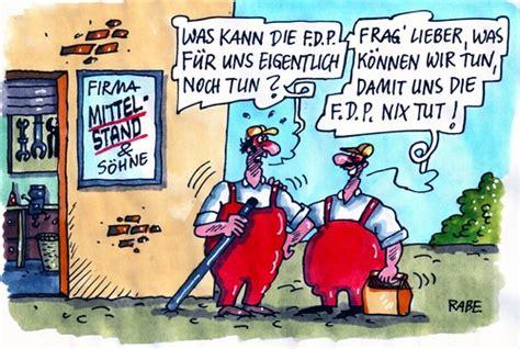 werkstatt comic fdp tut nix by rabe politics toonpool
