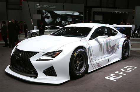 lexus racing lexus details rc f gt3 new f performance racing team