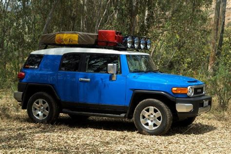 baja rack fj cruiser expedition rack for roof top tents