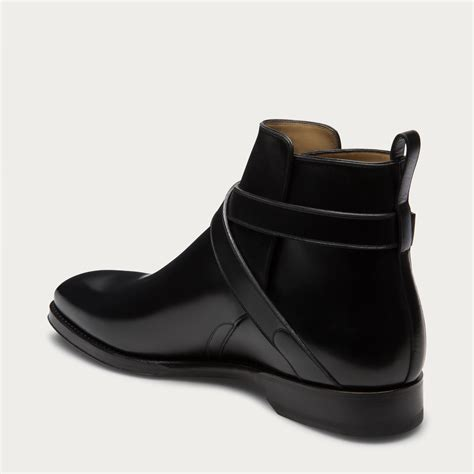 Boots Bally Made In Switzerland bally sclavi s leather boot in black in black for