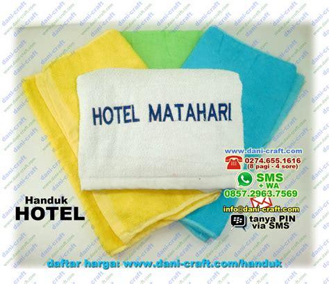 Handuk Yang Murah handuk hotel murah souvenir pernikahan