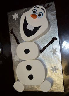 printable olaf template for cake olaf frozen cake birthday cakes pinterest pictures