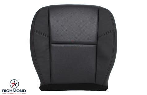 chevy avalanche seat covers 2009 2013 chevy avalanche ltz leather seat cover driver