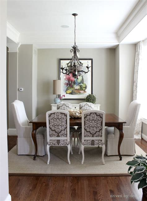Dining Room With No Windows Window Treatments For Those Tricky Windows Driven By Decor