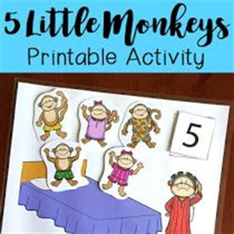 five little monkeys jumping on the bed game freebie friday five little monkeys jumping on the bed plants cut and paste and fingers