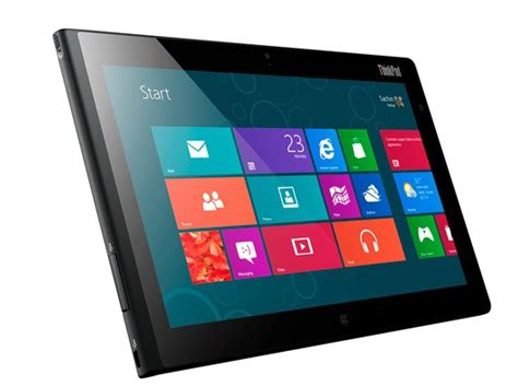 Tablet Lenovo Os Windows 8 lenovo thinkpad tablet 2 official windows 8 nfc and a