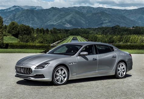 maserati sedan 2018 2018 maserati quattroporte update now on sale in australia