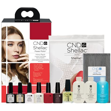Shellac Starter Kit With L by Gelish And Cnd Shellac Starter Kit Esther S Nail Corner