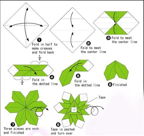 artikel tutorial origami bunga j0m belajar bersama cg liza origami gt gt bunga