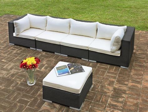 divani da giardino in rattan divani da giardino modelli e prezzi il divano arredo