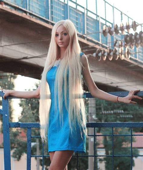 ukraines real life barbies to bring spirituality to human barbies valeria lukyanova and alina kovalevskaya are