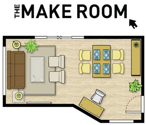 the make room an interactive room planner shaynna blaze