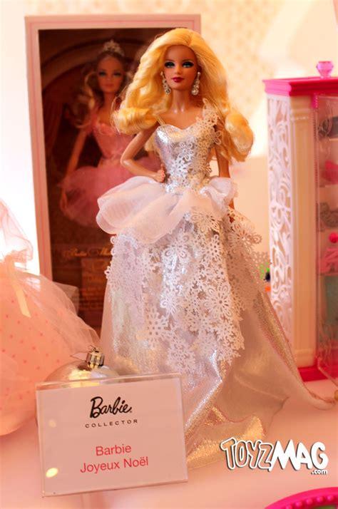 film barbie joyeux noel toyzmag com 187 barbie collector le plein de nouveaut 233 s pour