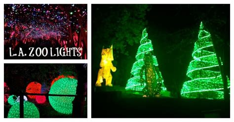 La Zoo Lights Discount Offer Socal Field Trips Discount Tickets To See La Zoo Lights Socal Field Trips