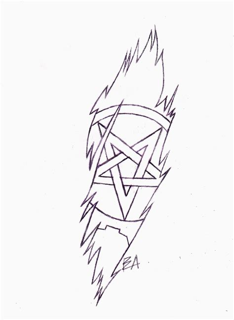 tattoo outline paper tattoo outline by angellore69 on deviantart
