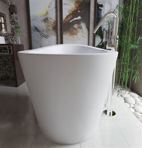 ofuro bathtub aquatica true ofuro freestanding stone japanese soaking
