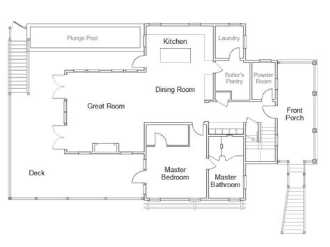 home 2014 rendering and floor plan hgtv