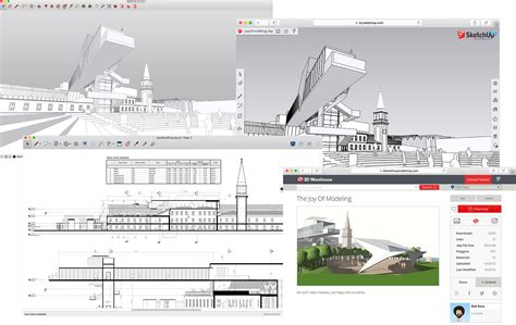 layout sketchup 2017 sketchup 2017 sketchup brasil