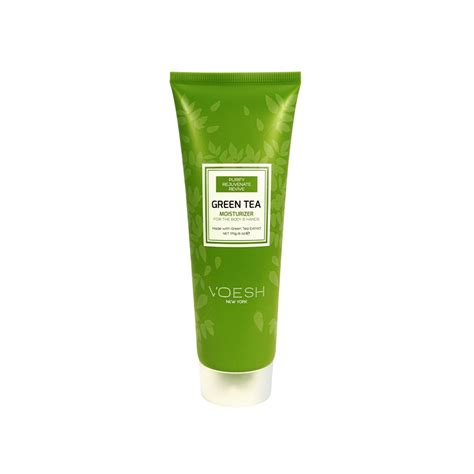 Suncare With Green Tea Theraskin Limited voesh new york lotion