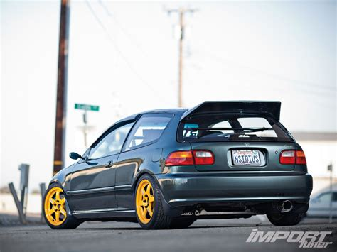 1994 honda civic import tuner magazine