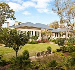 Paula Deen Kitchen Island Paula Deen S Waterfront Home In Savannah For Sale