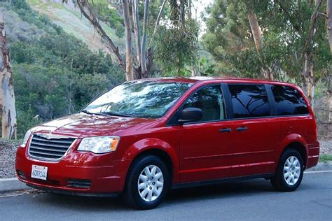 2008 Chrysler Town And Country For Sale by 2008 Chrysler Town And Country For Sale In San Diego Ca