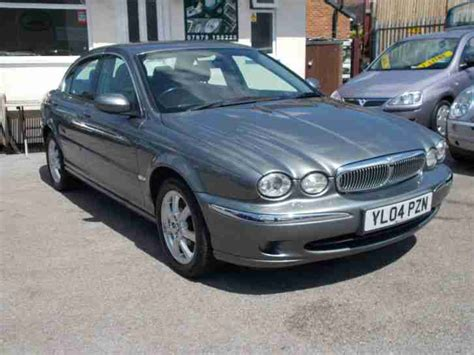04 X Type Jaguar Jaguar 04 X Type 2 0 V6 Se Service History Air Con