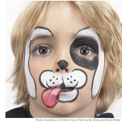 puppy painting painting design parenting