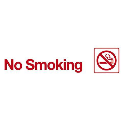 no smoking signs officeworks mills display no smoking sign 245 x 58mm officeworks