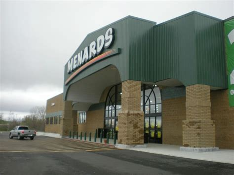 menards opens home improvement store in st peters