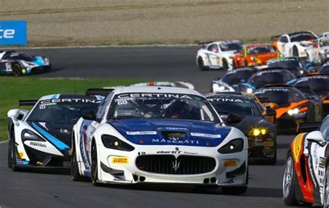 maserati penalty fagg glew overcome penalty to claim gt4 zandvoort victory