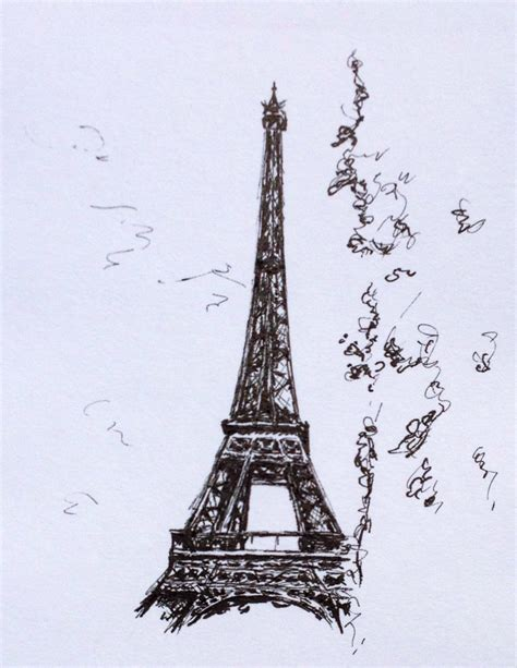 doodle tower liz ingram tag archive eiffel tower