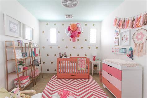 1 nursery girls bedroom 5 design reveal boho chic nursery project nursery