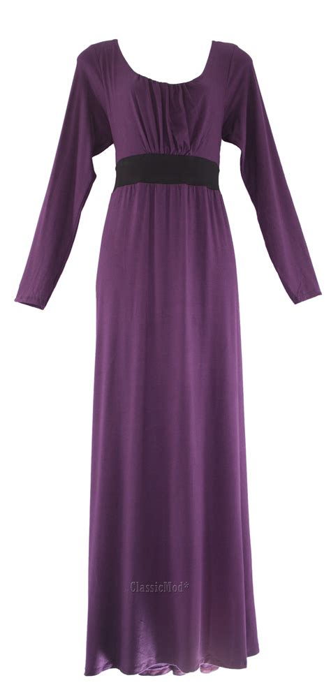 Dress Muslimah maxi dress sleeve muslimah and new fashion collection