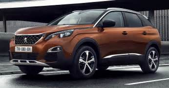 Second Peugeot 3008 Peugeot 3008 Second Suv Debuts In Image 497543