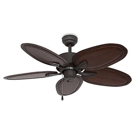 bed bath and beyond ceiling fans 52 inch punta cana bronze ceiling fan bed bath beyond