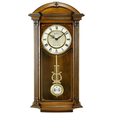 wall clocks with wall clock with hourly chime