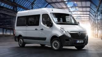 Opel Minibus Opel Movano Highlights Varianten Oder