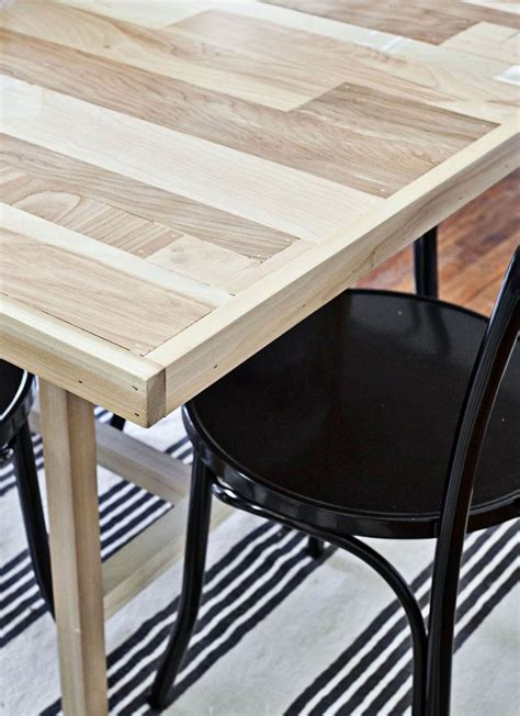 Dining Room Table Diy Diy Six Seat Dining Room Table A Beautiful Mess