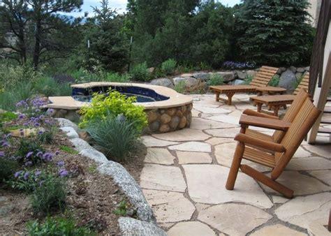 11 amazing stone patios page 2 of 15 family handyman flag stone patio google search monteith garden pinterest