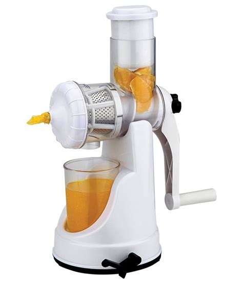 Juicer 7 In 1 Moegen Germany Classic Manual Juicer Buy At Best Price In India