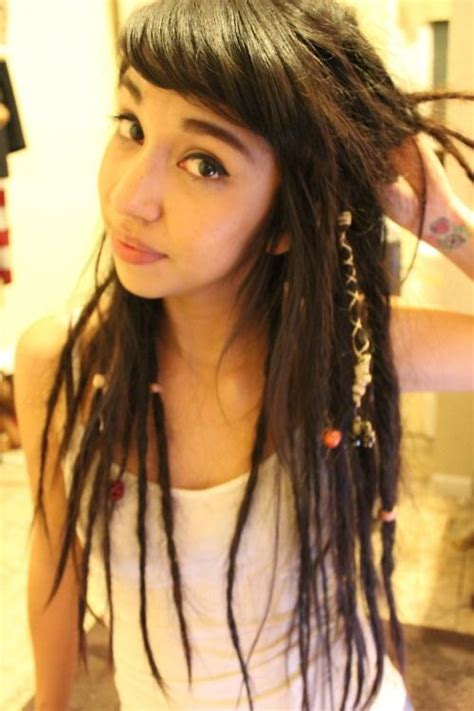 How Do You Search For On How Do You Guys Feel About Dread Locks On Females Do You Find It Pretty Or Or