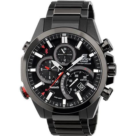 casio bluetooth orologio casio edifice eqb 500dc 1aer bluetooth