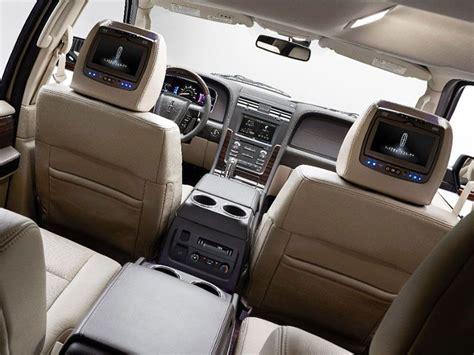 suvs  rear entertainment systems autobytelcom