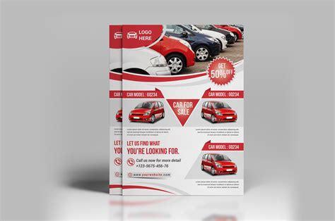 sales flyers ai psd word eps vector design