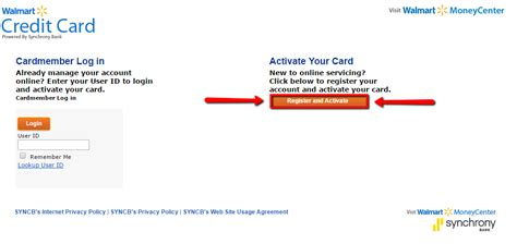walmart credit card login make payment walmart credit card login make a payment creditspot
