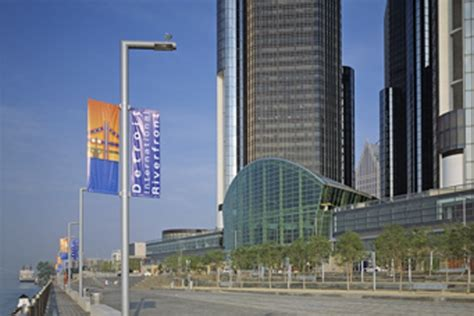 General Motors Corporate Office by General Motors Company Global Headquarters At The